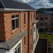 spouting installation apartments