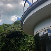 curved custom gutters