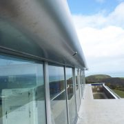 custom continuous gutters